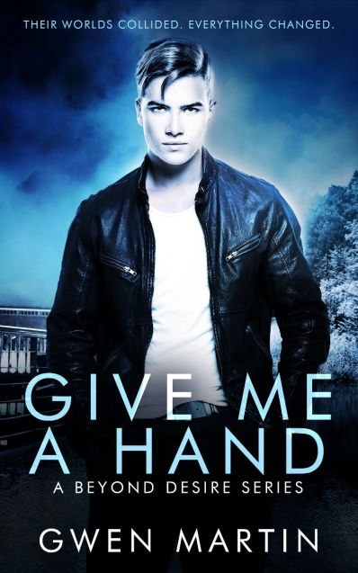 Give Me A Hand Cover