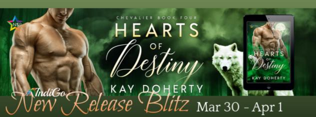 Hearts of Destiny Banner