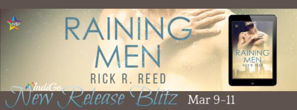 Raining Men Banner
