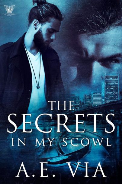 The Secrets in My Scowl Cover