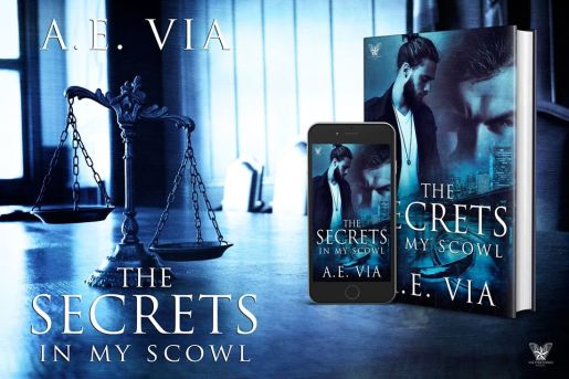 The Secrets in My Scowl Graphic 1