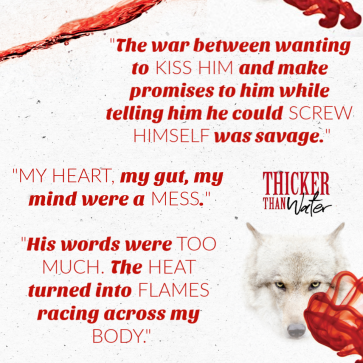 Thicker Than Water Teaser