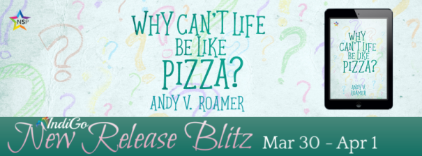 Why Can't Life Be Like Pizza Banner