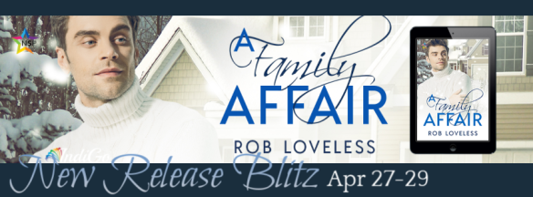 A Family Affair Banner