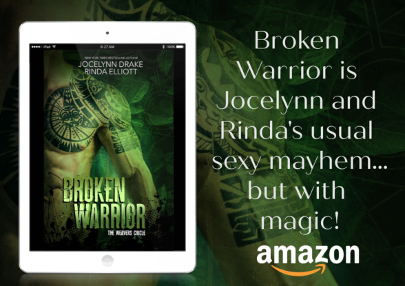 Broken Warrior Graphic 2