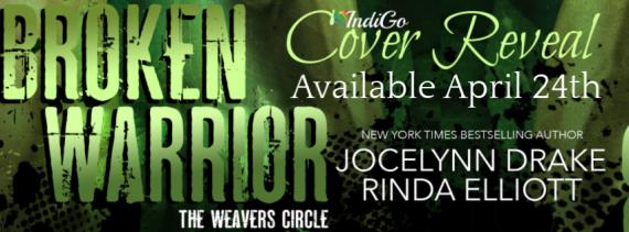 Broken Warrior Reveal Banner