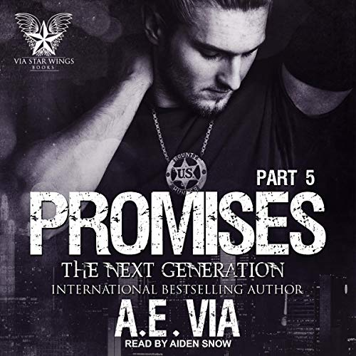 Promises 5 Audio Cover