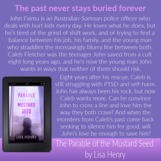 The Parable of the Mustard Seed Graphic