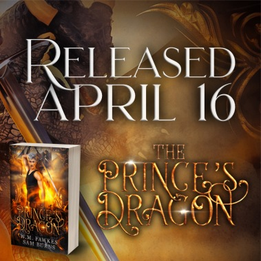 The Prince's Dragon Promo 2