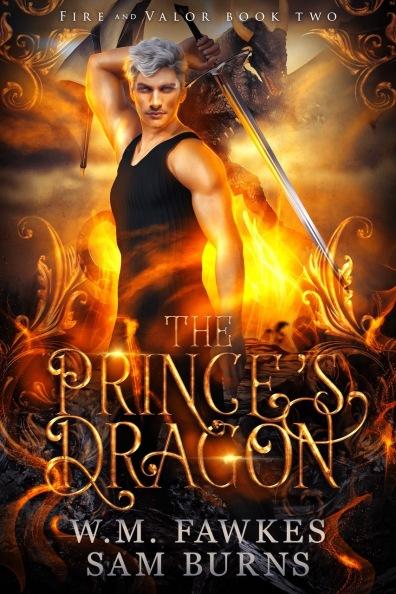 ThePrincesDragon-cover
