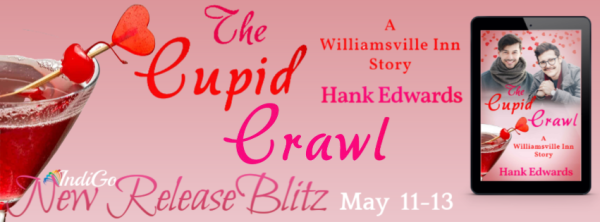 Cupid Crawl Banner