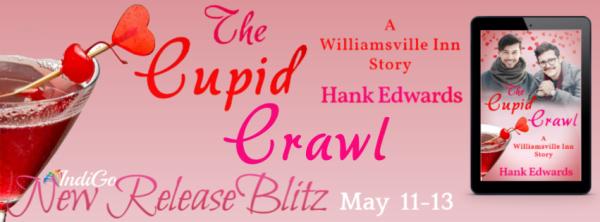 Cupid Crawl Banner