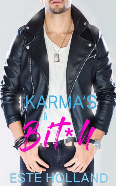 Karmas a Bitch Cover