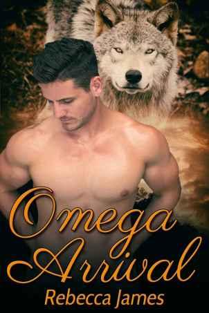 Omega Arrival Cover