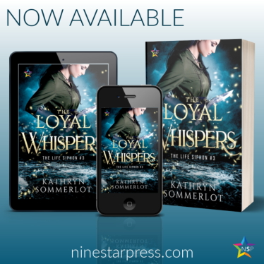 The Loyal Whispers Now Available