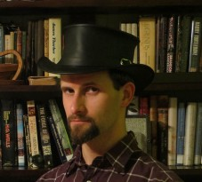 AUTHOR PIC - Facets of the Nether - William C. Tracy
