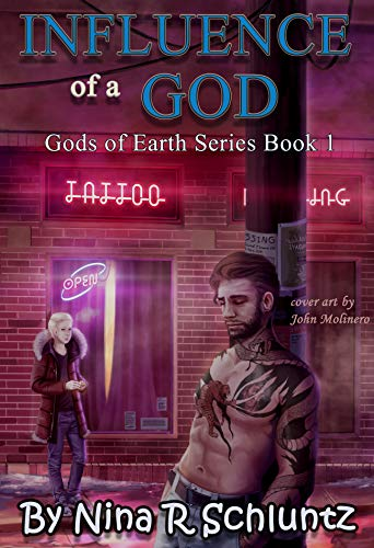 BOOK 1 INFLUENCE OF A GOD