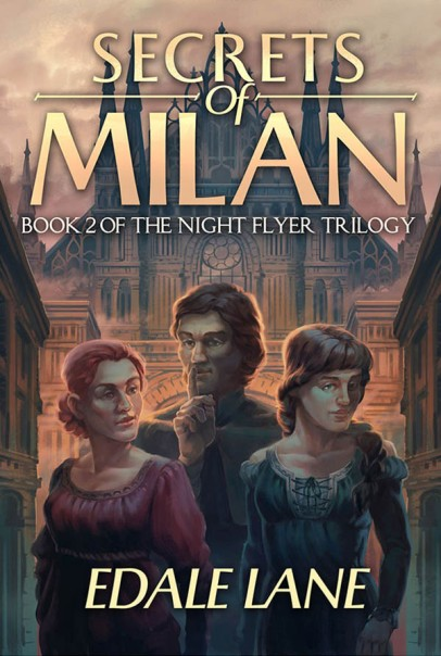 COVER - Secrets of Milan
