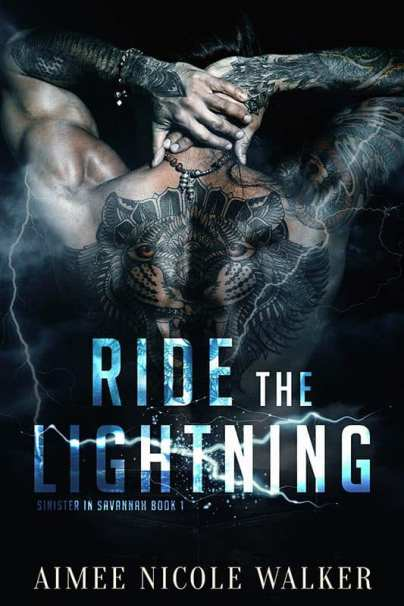 Ride the Lightning Cover
