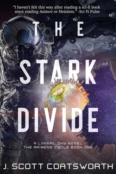 COVER - The Stark Divide