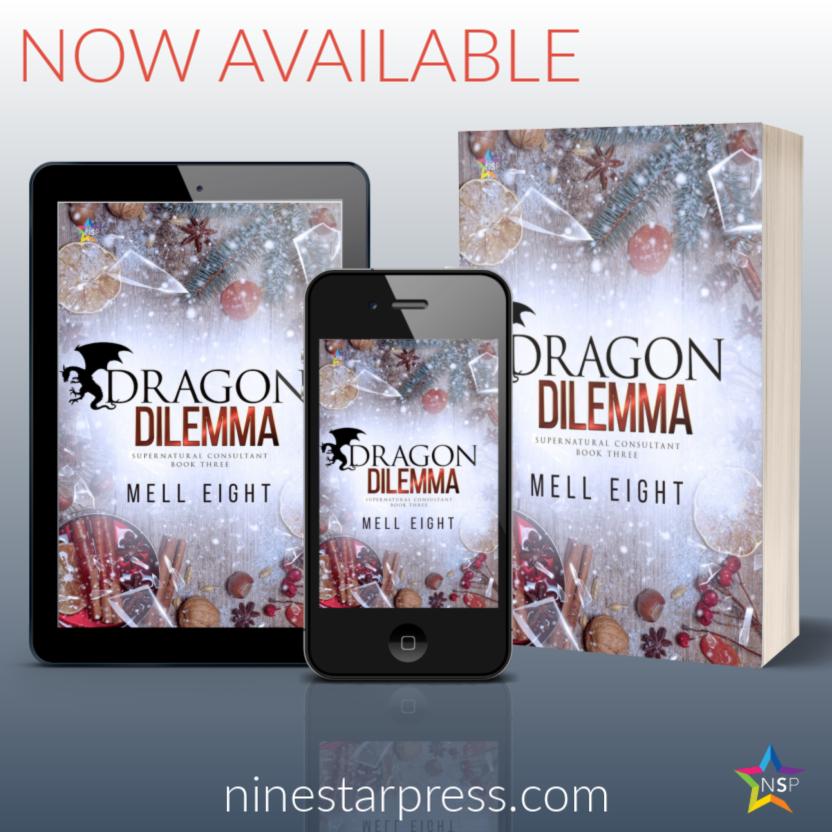 Dragon Dilemma Now Available