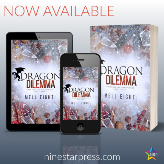 Dragon Dilemma Now Available