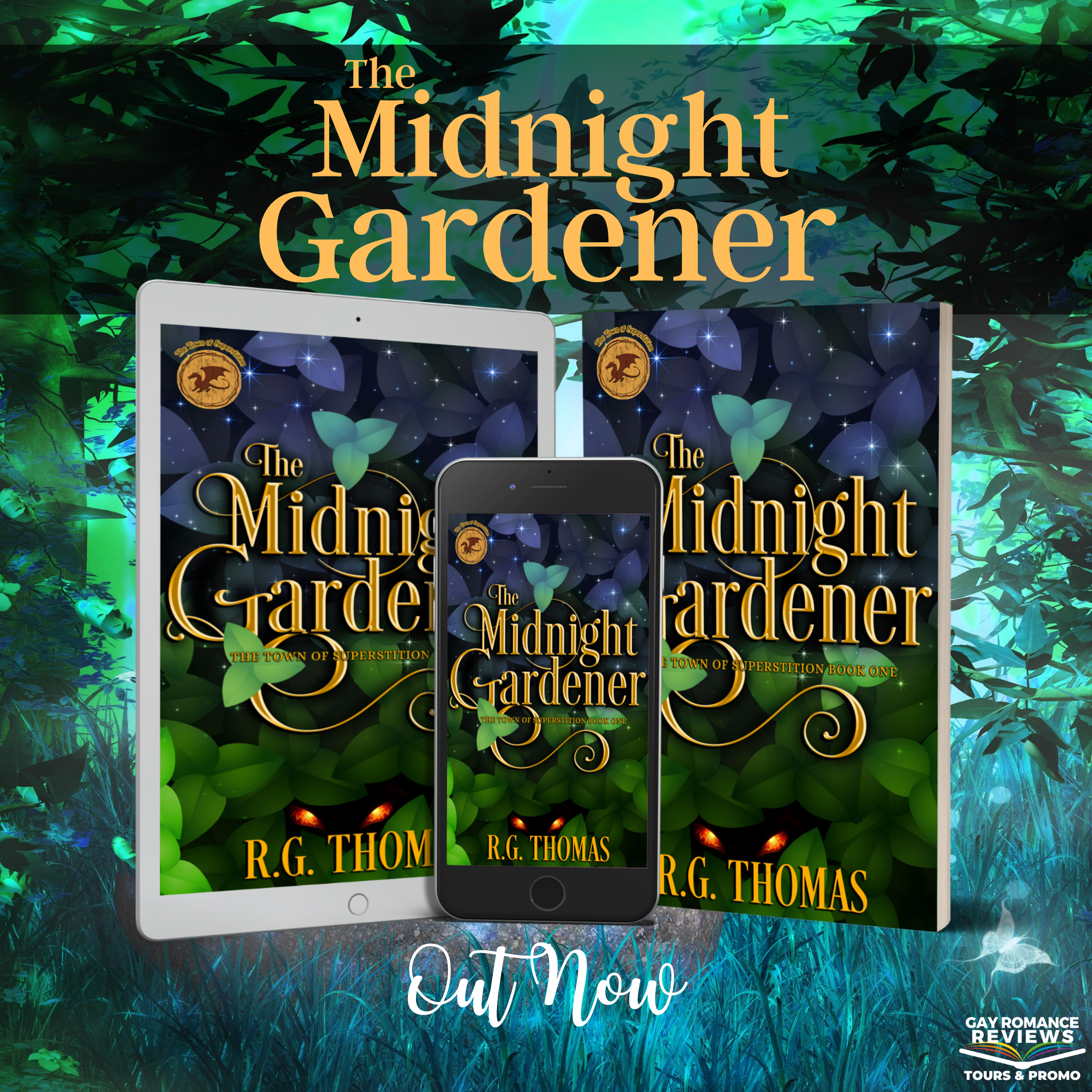 IG Sized Midnight Gardener Out Now