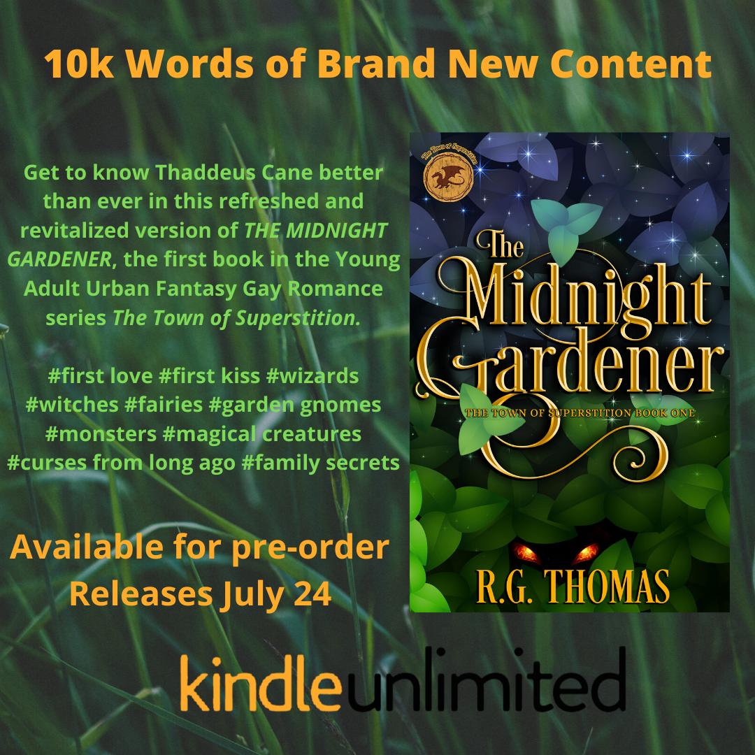 Midnight Gardener preorder (2)