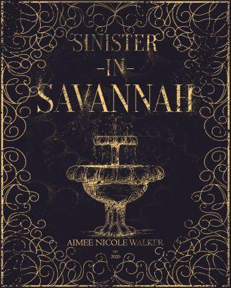 Sinister in Savannah Logo