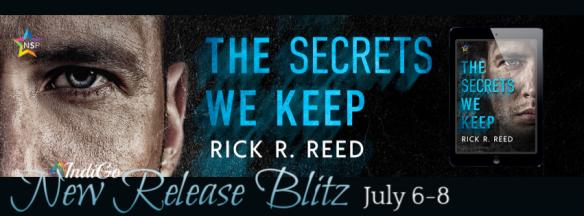 The Secrets We Keep Banner