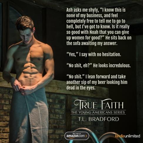 True Faith Teaser 4