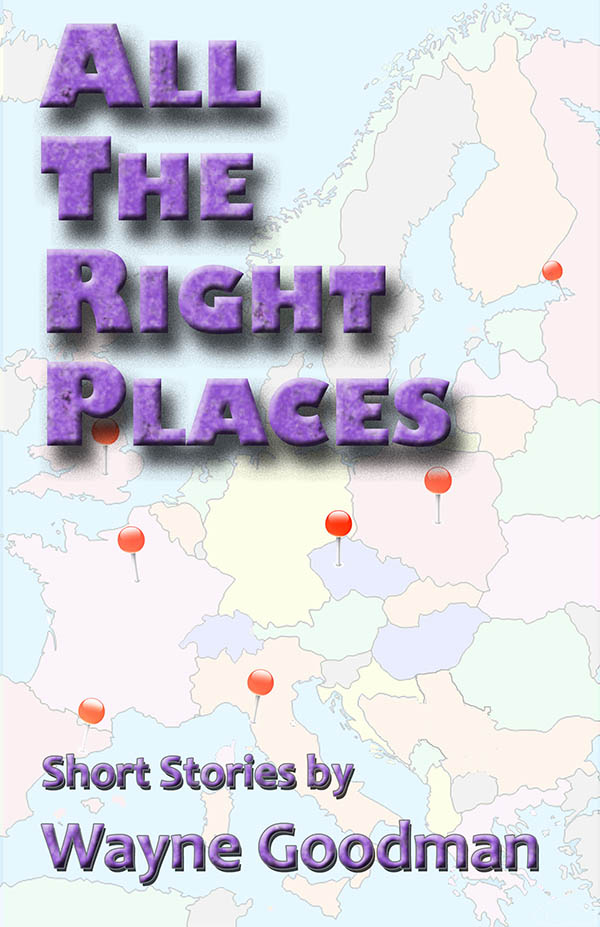 COVER - All the Right Places