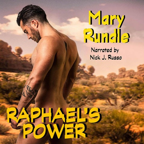 COVER - Raphael's Power