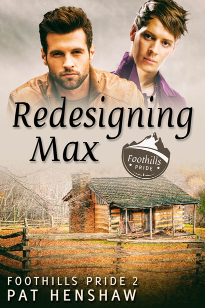 COVER - Redesigning Max