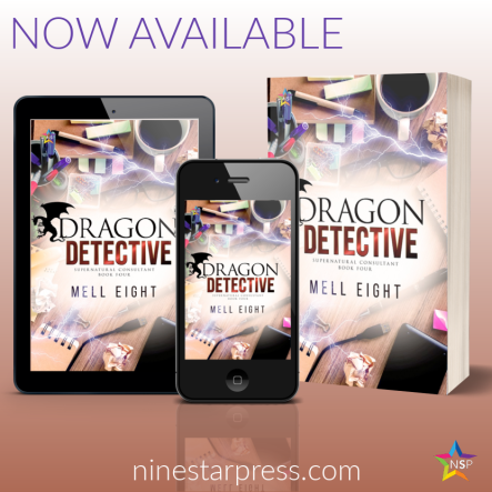 Dragon Detective Now Available