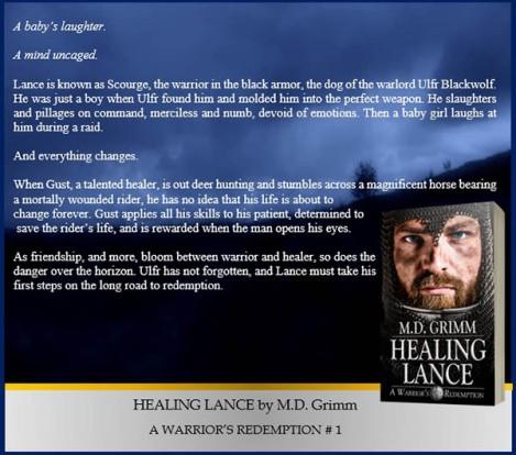MEME1 - Healing Lance