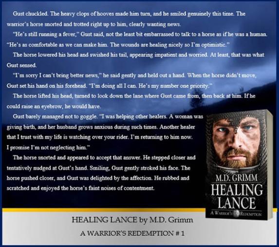 MEME4 - Healing Lance