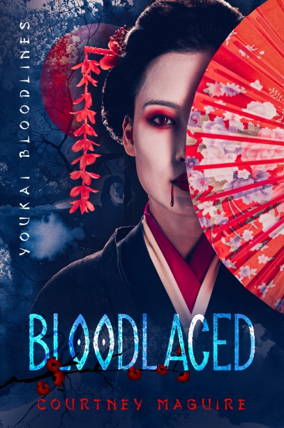 Bloodlaced DIGITAL Cover - Kort Maguire