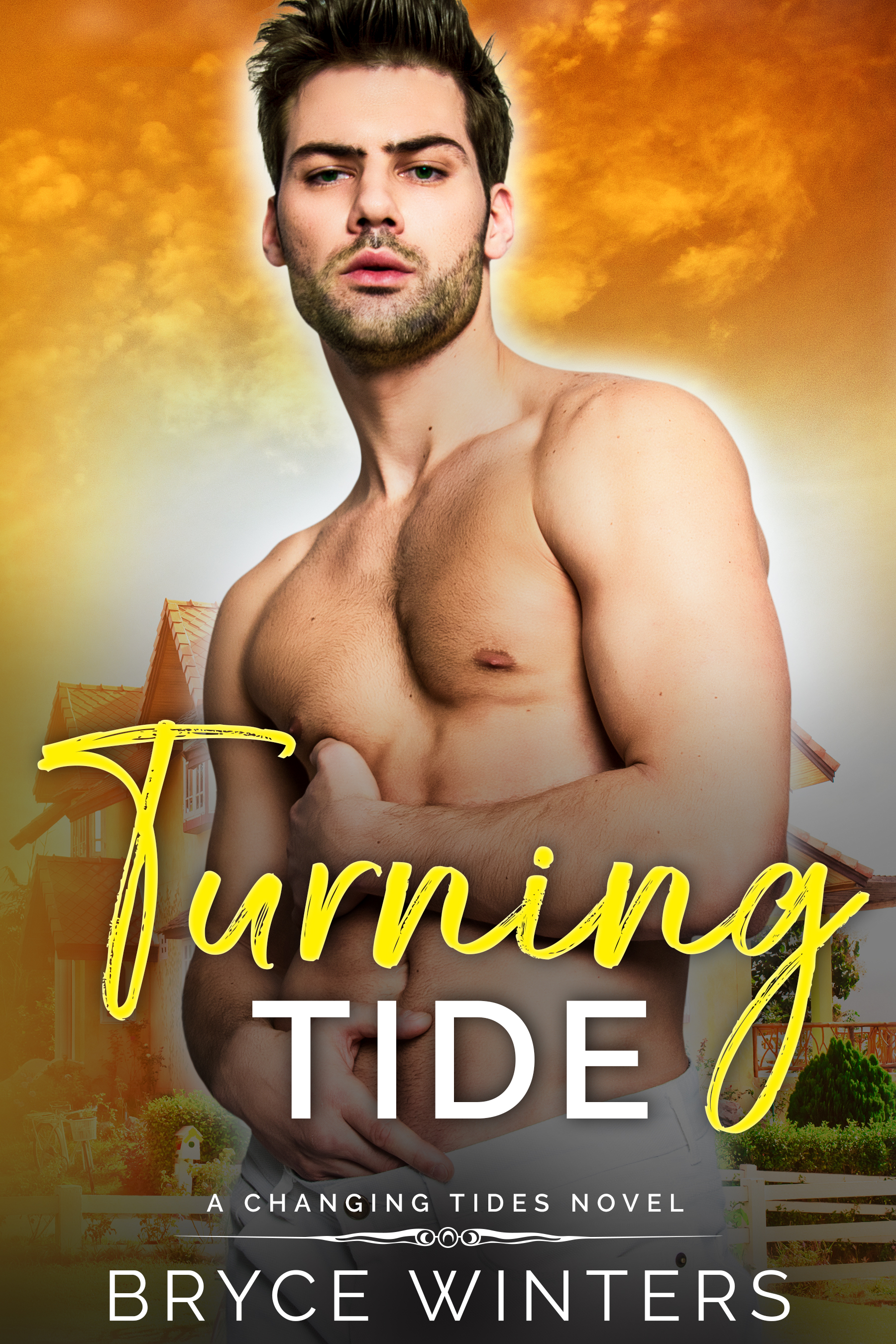 Book 3 Turning Tide Cover
