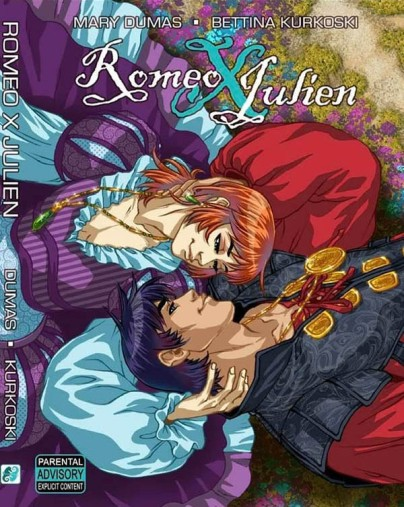 COVER - Romeo X Julien