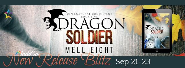 Dragon Soldier Banner