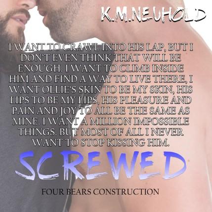 Screwed teaser 6
