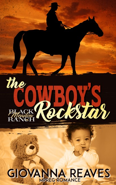 The Cowboy's Rockstar 5x8 - Ebook