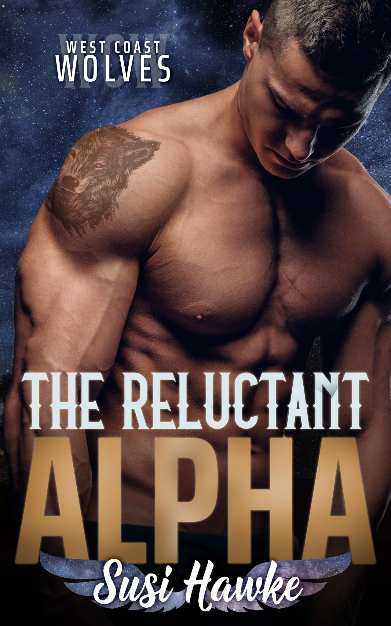 The Reluctant Alpha Final Cover