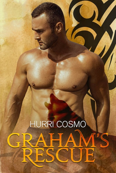 COVER - Graham's Rescue