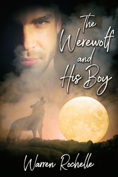 COVER - The Werewolf and His Boy