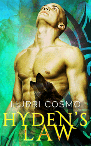 Hyden's Law Cover official