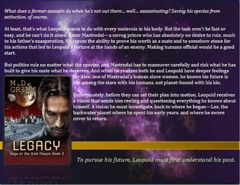 MEME 1 - Legacy