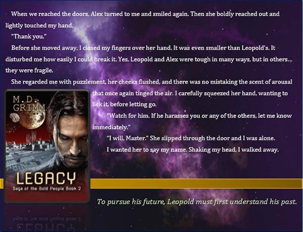 MEME 4 - Legacy