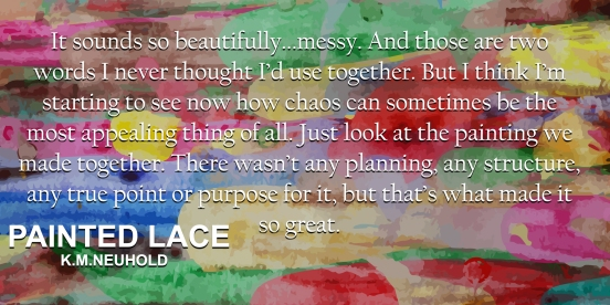 Painted Lace teaser 1